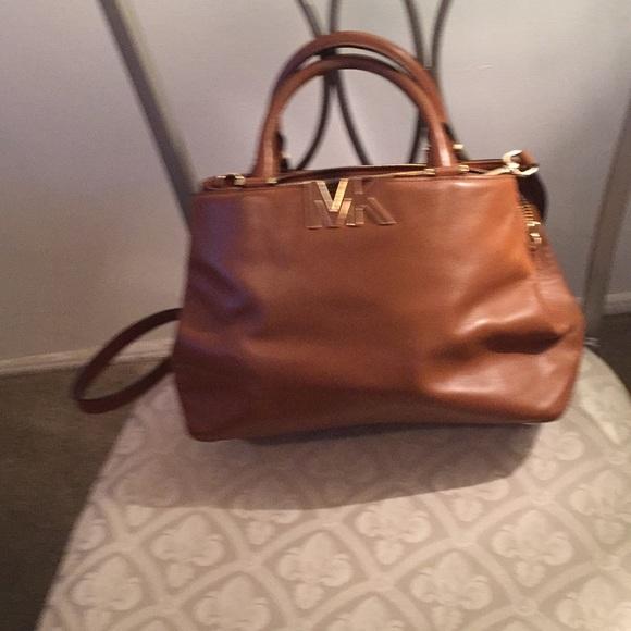7e0db8437d1f Michael Kors Bags | Gently Used Florence Satchel | Poshmark